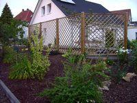 Südwestlicher Vorgarten